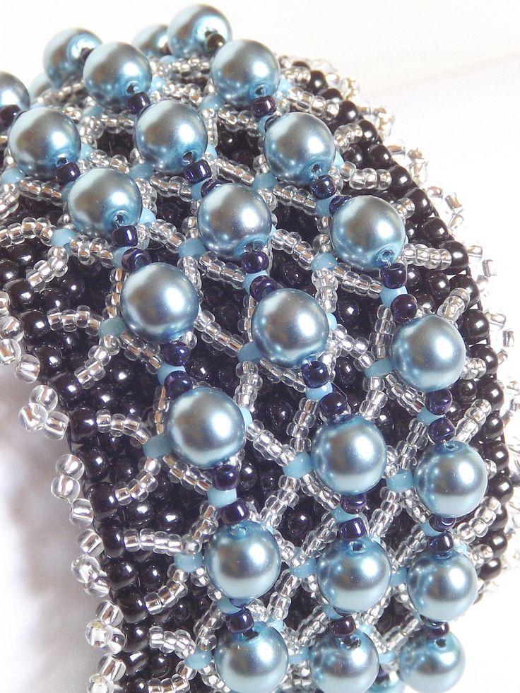 Klárik Tünde Modern Gyöngyékszerek-------------Tünde Klárik Fashion Jewelry