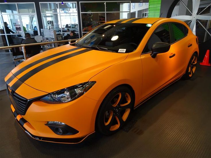 2015 Mazda 3 Touring -  Full Body Wrap with Carbon Fiber Accents, LoJack Recovery System:, Full Window Tint:, SKYACTIV TECHNOLOGY: