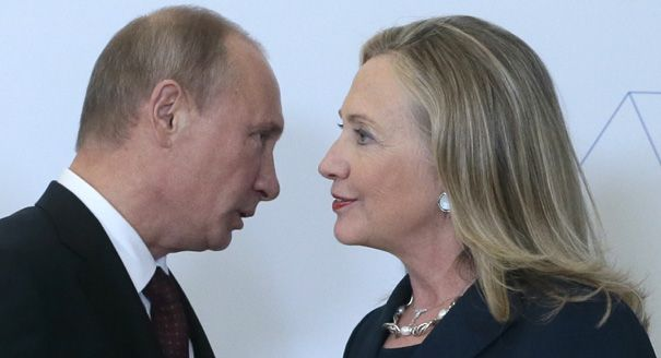 Hillary Clinton's Ukraine – and 2016 – problem    3/3>>>