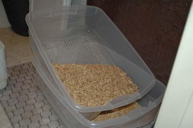 Pellets Cat Litter Zeolite