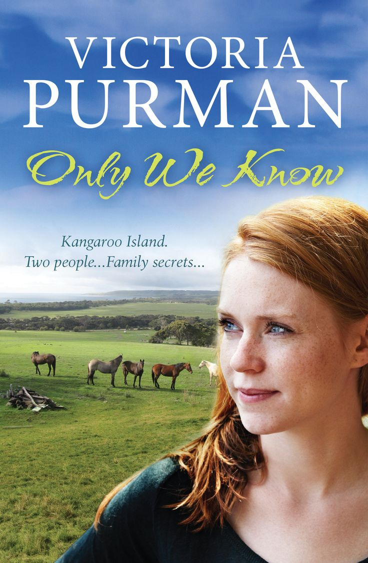 Only We Know - out May 1st 2015 with Harlequin MIRA.