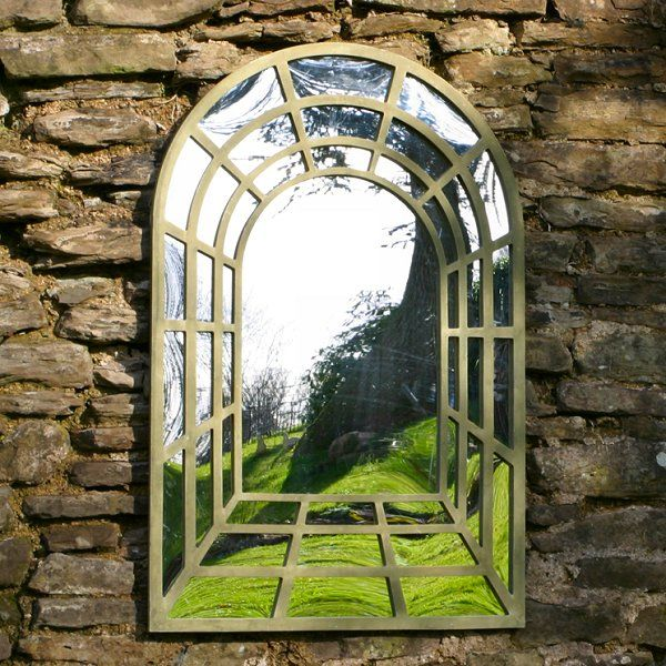 Mirror In Garden: 25+ Best Mirrors And Glass In The Garden Images On