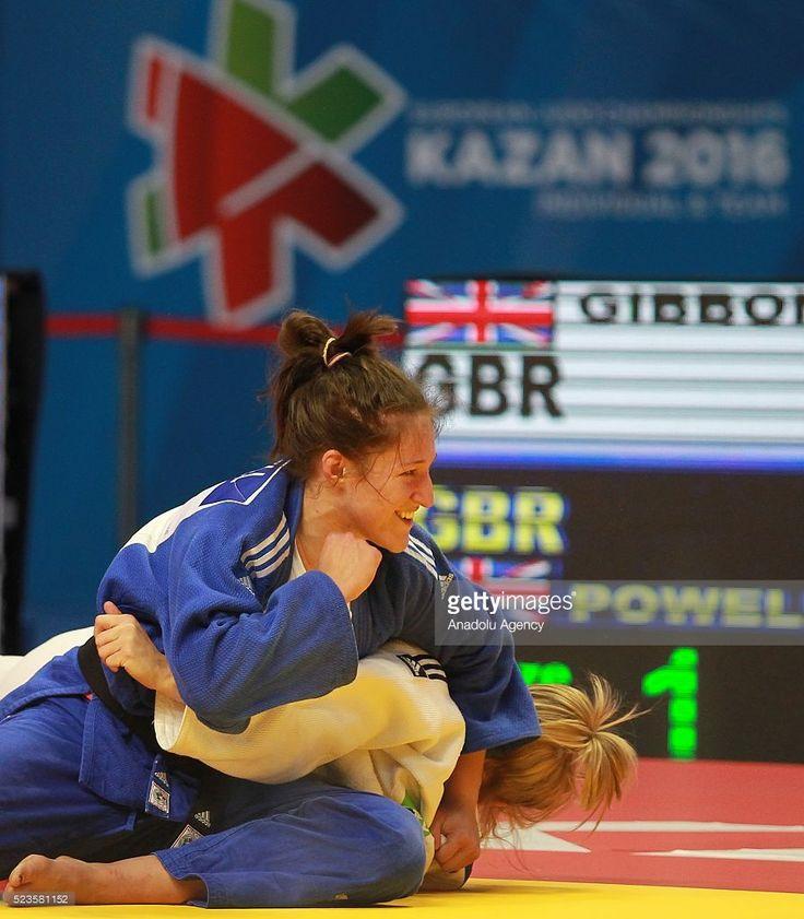 Natalie Powell - Judo.