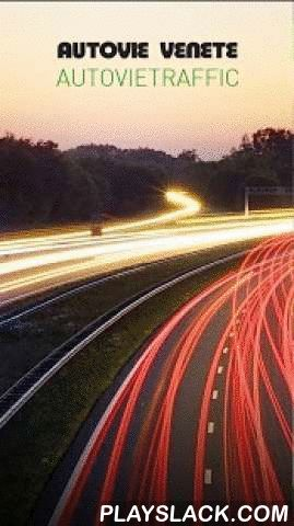 AutovieTraffic  Android App - playslack.com ,  AutovieTraffic is Autovie Venete's free official App for Android, iOS and Windows Phone.Stay informed while travelling by Autovie Venete's new Infomobility Application.The application provides real-time traffic information (available in english and italian) about any news and ordinances issued by the Motorway Concessionaire, and it allows you to plan your entire road trip by consulting traffic forecasts and restrictions imposed on the A4…