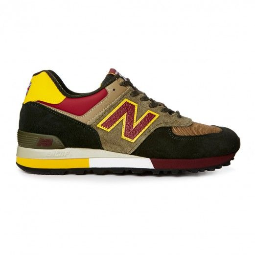New Balance Made In The Uk 3 Peak Challenge M576Ekg M576EKG Sneakers — Running Shoes at CrookedTongues.com