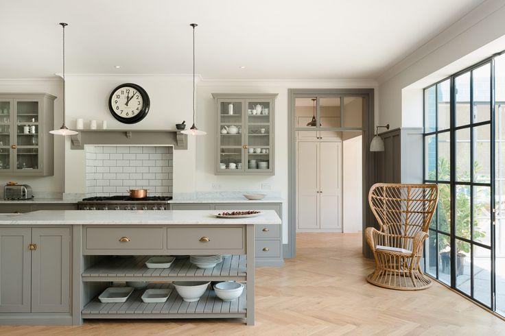 A dreamy Shaker kitchen in Northwest London by deVOL Kitchens