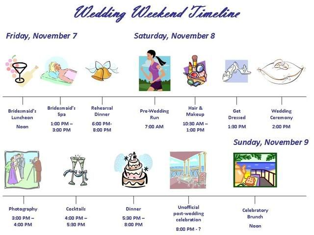 Best 25+ Wedding day timeline template ideas on Pinterest - timeline template