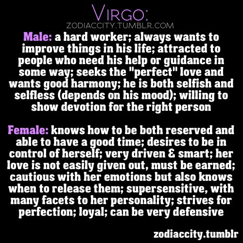 What Does Virgo Man Want In A Woman
