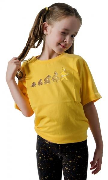 Camiseta Cartoon Homer Simpson Evoluo por apenas R$29.99