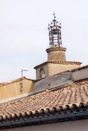 La Roquebrussane's Belfry