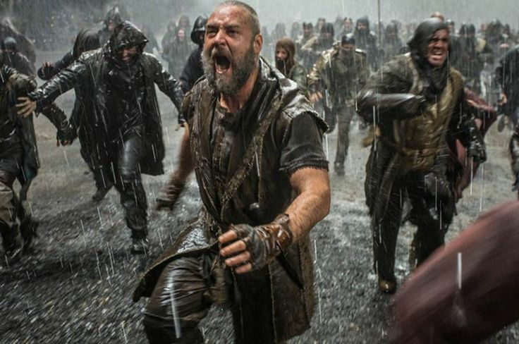 Noe - Un Russel Crowe psihopat, care salveaza omenirea