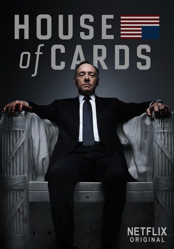 "Serientip: ""House Of Cards"" mit Kevin Spacey (Netflix Series – Trailer)"