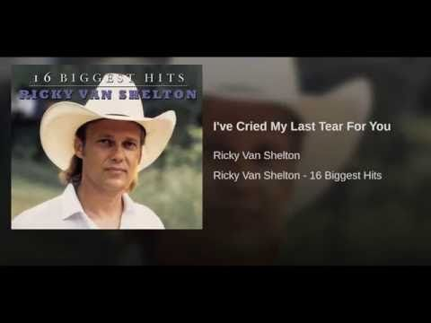 000eedbb5 I've Cried My Last Tear For You - YouTube | 90's Country in 2019 ...