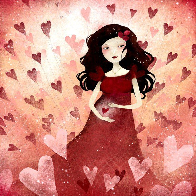 Explosion d'amour by Anne-Julie Aubry