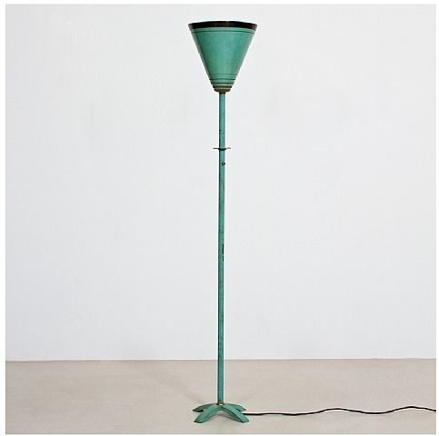 artnet Galleries: WMF Ikora floor lamp by from ZEITLOS-BERLIN 1933