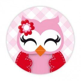 Sticker uiltje - owl