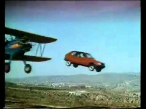 Mitica pubblicità Citroen anni 80 - Vavavuma.mp4