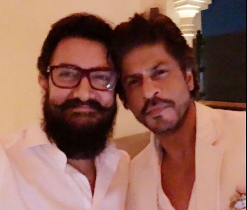 Shah Rukh Khan and Aamir Khan to share screen space?