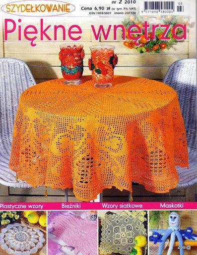 Szydelkowanie №2-2010 - Asya Dyadova - Picasa Web Albums