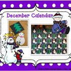 Creative Monthly Calendars: November  **** BONUS: REINDEER HOLIDAY BAG!**** A monthly calendar bulletin board can serve many purposes. It can be us...