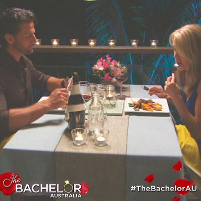 Cooking dinner for your lady love! Try one of these recipes: http://tenplay.com.au/channel-ten/the-bachelor/recipes