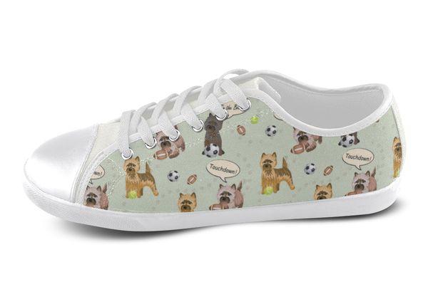 Cute Cairn Terrier Shoes
