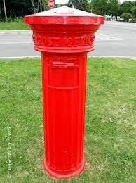 grahamstown south africa - Google Search Oldest official Post Box in South Africa
