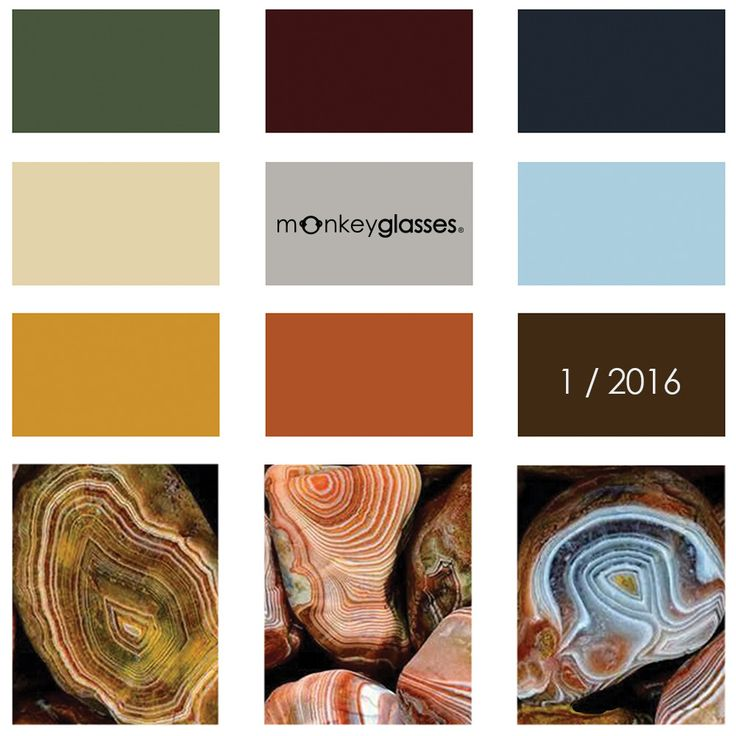 Color board for Mother Earth