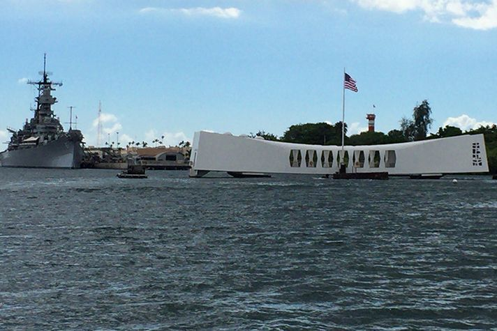 Billy Graham Remembers Pearl Harbor Day