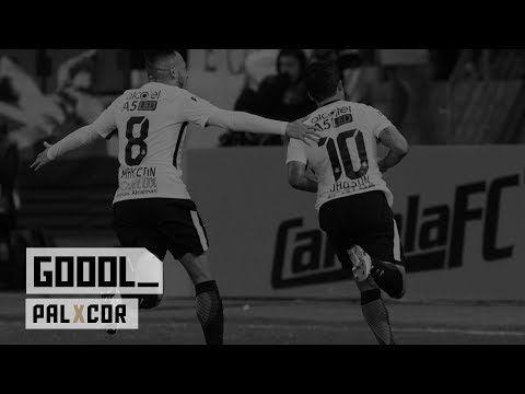 Gols - Palmeiras 0x2 Corinthians - Brasileirão 2017