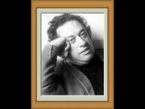 Enrique Lihn - Porque escribí - Poesía Chilena - Enrique Lihn (Santiago, 3 de septiembre, 1929 - Santiago, 10 de julio, 1988) es alguien de quien uno debiera escuchar hablar mucho mas seguido, puesto que el... https://www.youtube.com/watch?v=TFGkXyU-0ZA