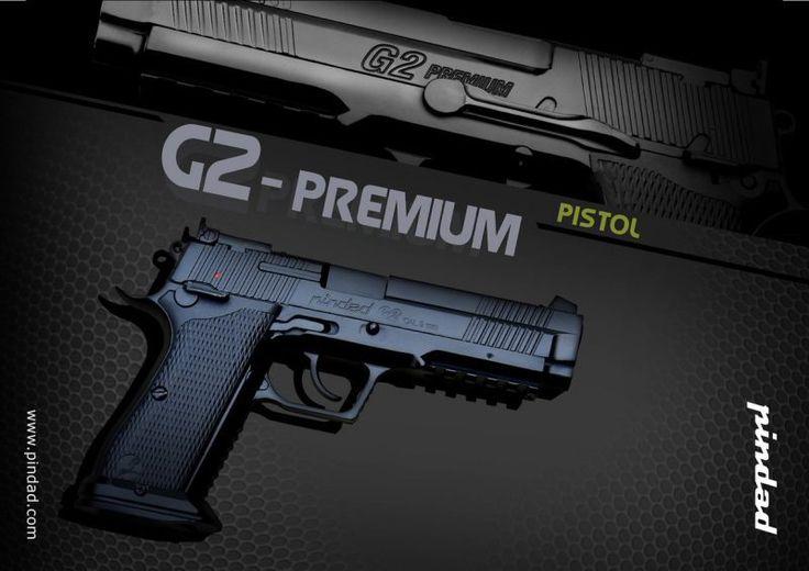 pistol g2 premium pindad