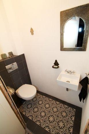 "modern toiletroom inspiration byCOCOON.com | modern bathroom taps | cold water tap | solid surface toilet washbasins ""Sant Jordi"" | by COCOON | bathroom design and renovation | COCOON Dutch Designer Brand"