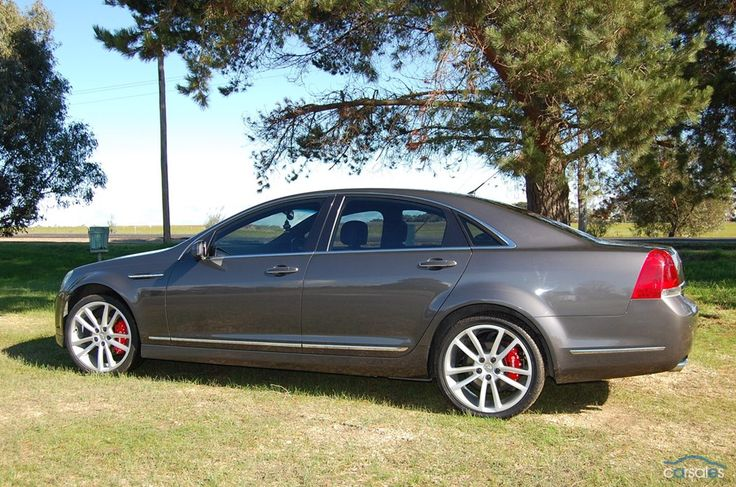 2008 Holden Caprice WM Sports Automatic