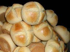 Receta: Pan de Huevo chileno