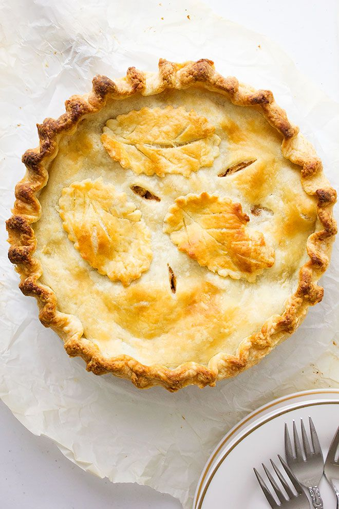 Classic Apple Pie We Love A Good Apple Pie Buttery Flaky Crust