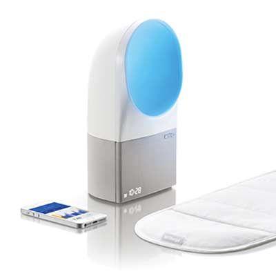 Enrichissez votre #expérience de #sommeil avec le nouveau réveil #Withings Aura. Améliorez votre sommeil grâce à un système actif conçu spécifiquement pour observer votre sommeil et en améliorer la qualité. [299,95€ - www.withings.com]