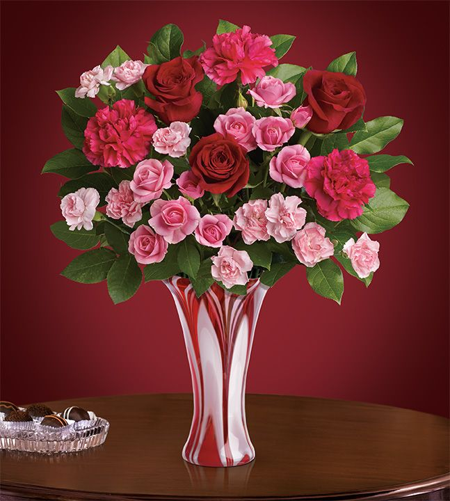 valentines day e-flowers