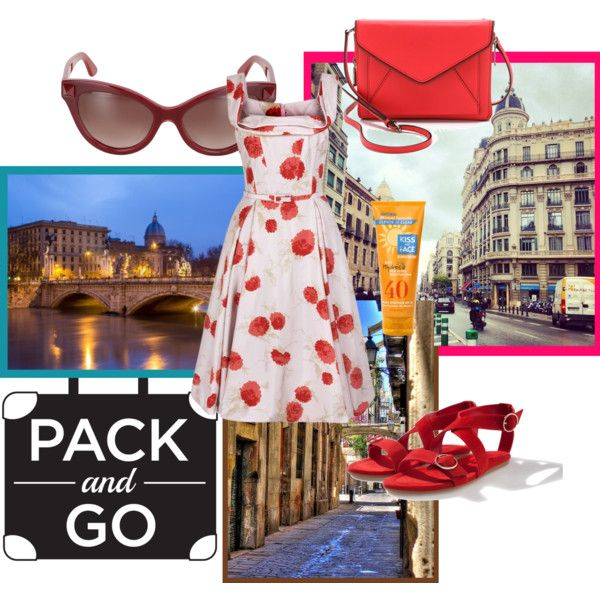 Pack and Go: Barcelona