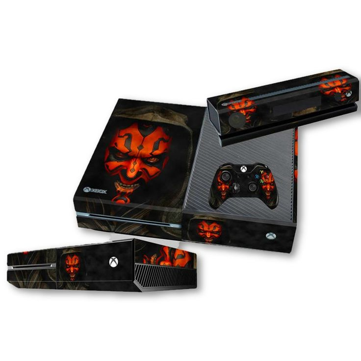 Darth Maul Skin - Xbox One Protector