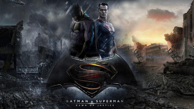 Batman vs Superman teaser