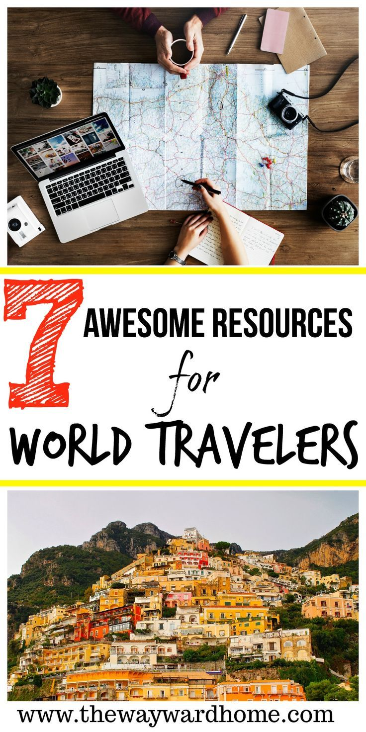 Here are seven top resources to add to your moving abroad checklist. From phone service and hotspots that work anywhere, from travel insurance to cheap housing.  Great for digital nomads, cruisers, vacationers alike. #budgettravel #travel #wanderlust #worldtravel via @thewaywardhome