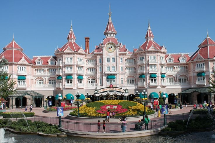 the unofficial guide to disneyland paris