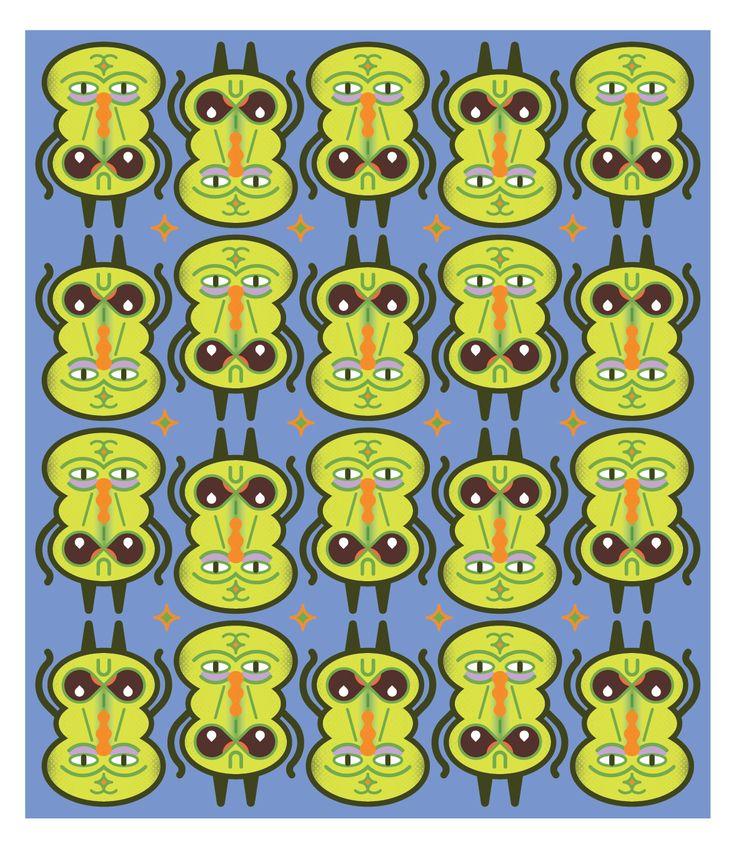 #Pattern #monos