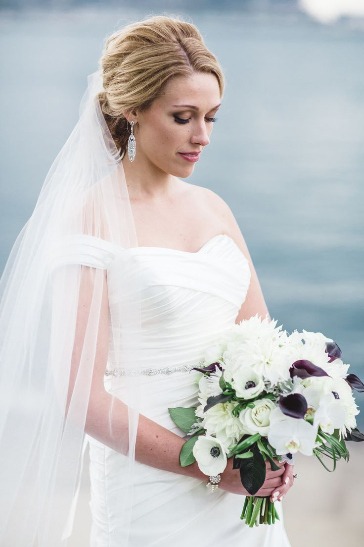 Cute Bride us Gown by Essence of Australia See this Modern Chicago Wedding on SMP