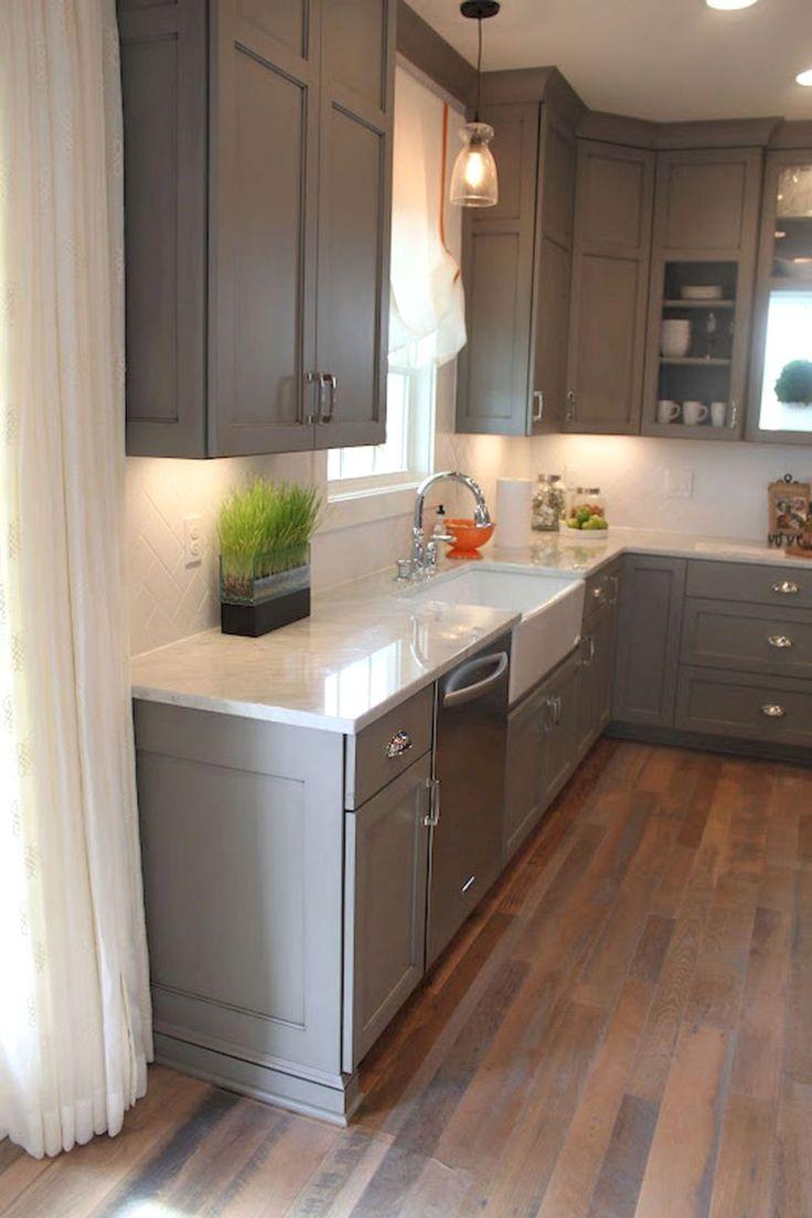 best kitchen grays images on Pinterest New kitchen Kitchen