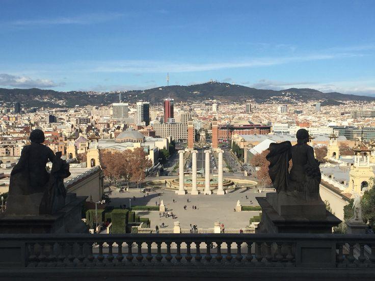 Vista desde l'exposició
