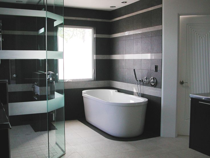 87 best modern bathrooms images on pinterest | bathroom ideas