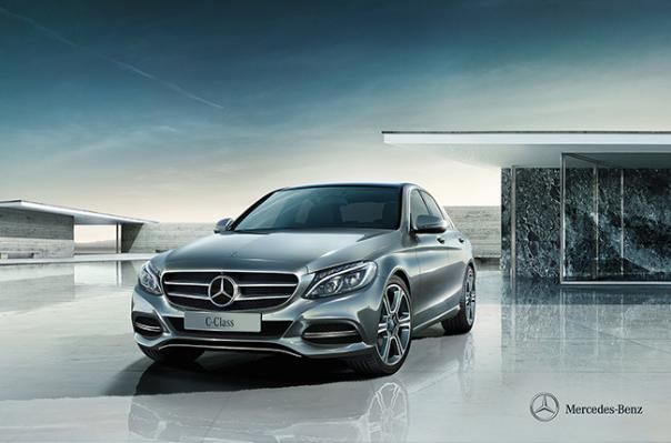 Mercedes-Benz Clase C 400 4MATIC AMG-Line AT 2015