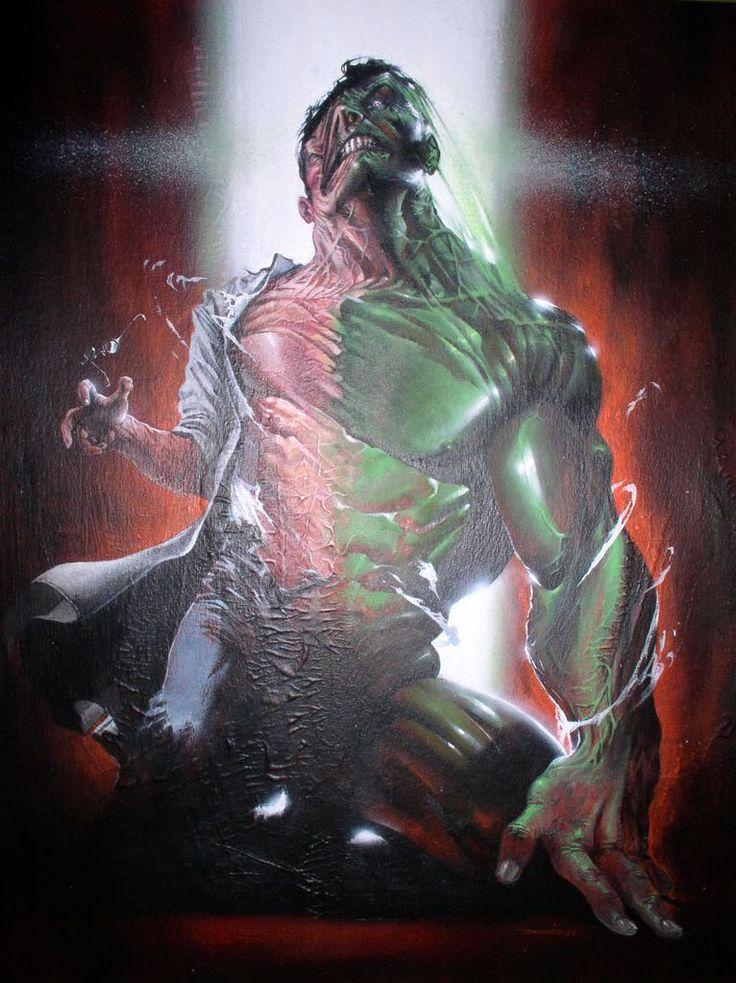 1000+ images about psyco hulk on Pinterest | Miniature ...